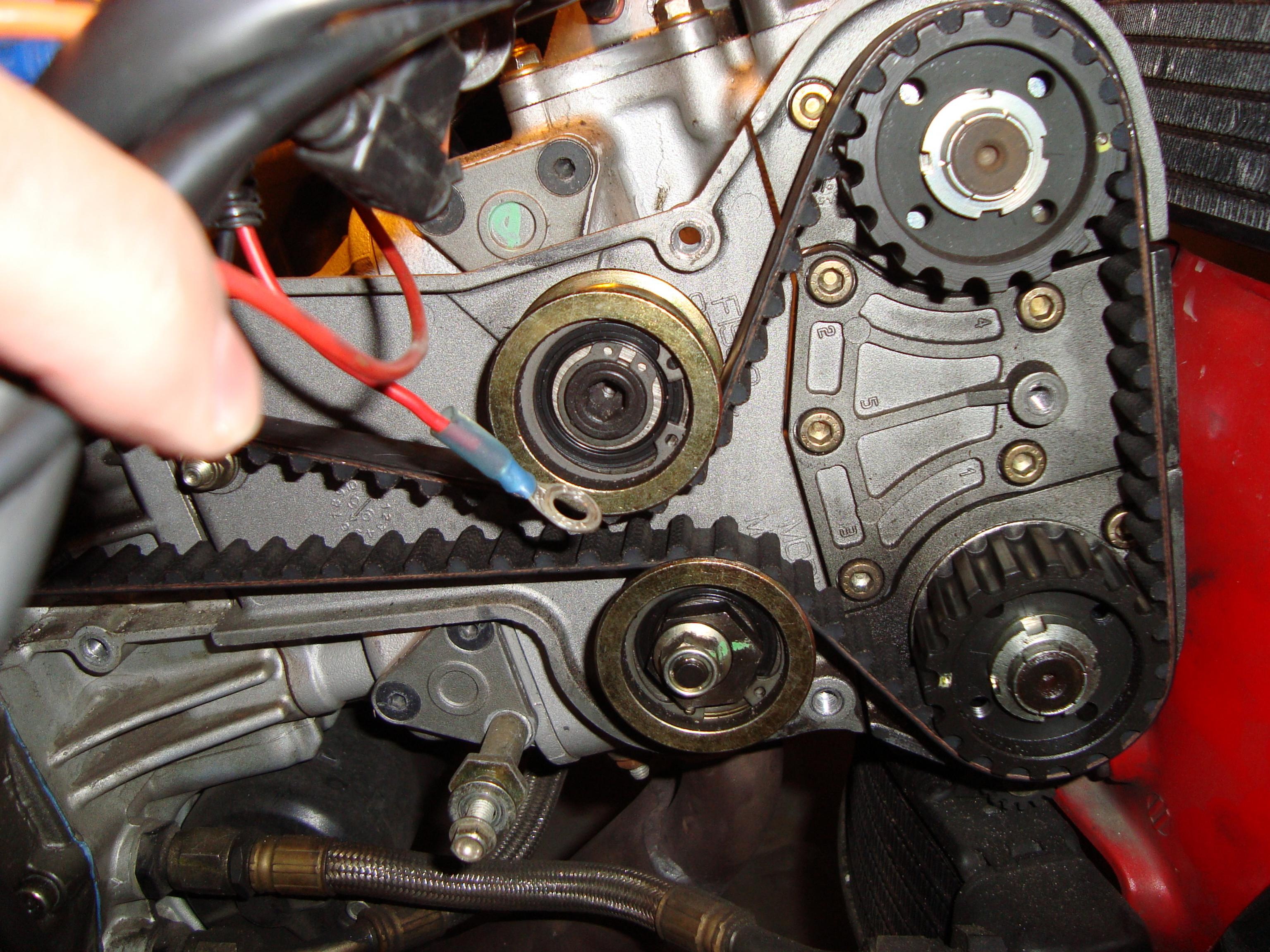 urgent timing belt change problems Ducati The Ultimate