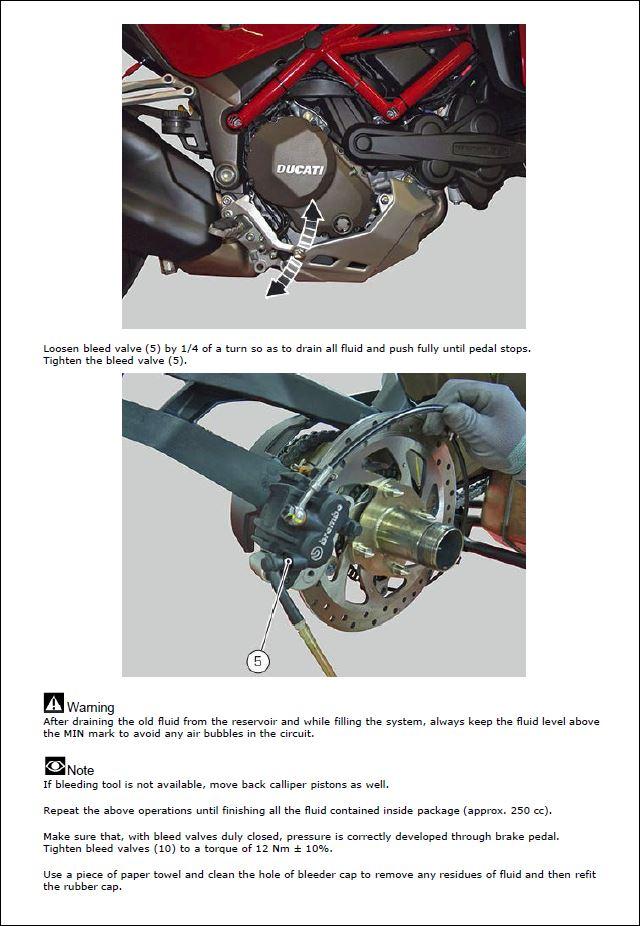 Ducati multistrada 1000ds parts manual (catalogue) 2003 2004 2005 2.