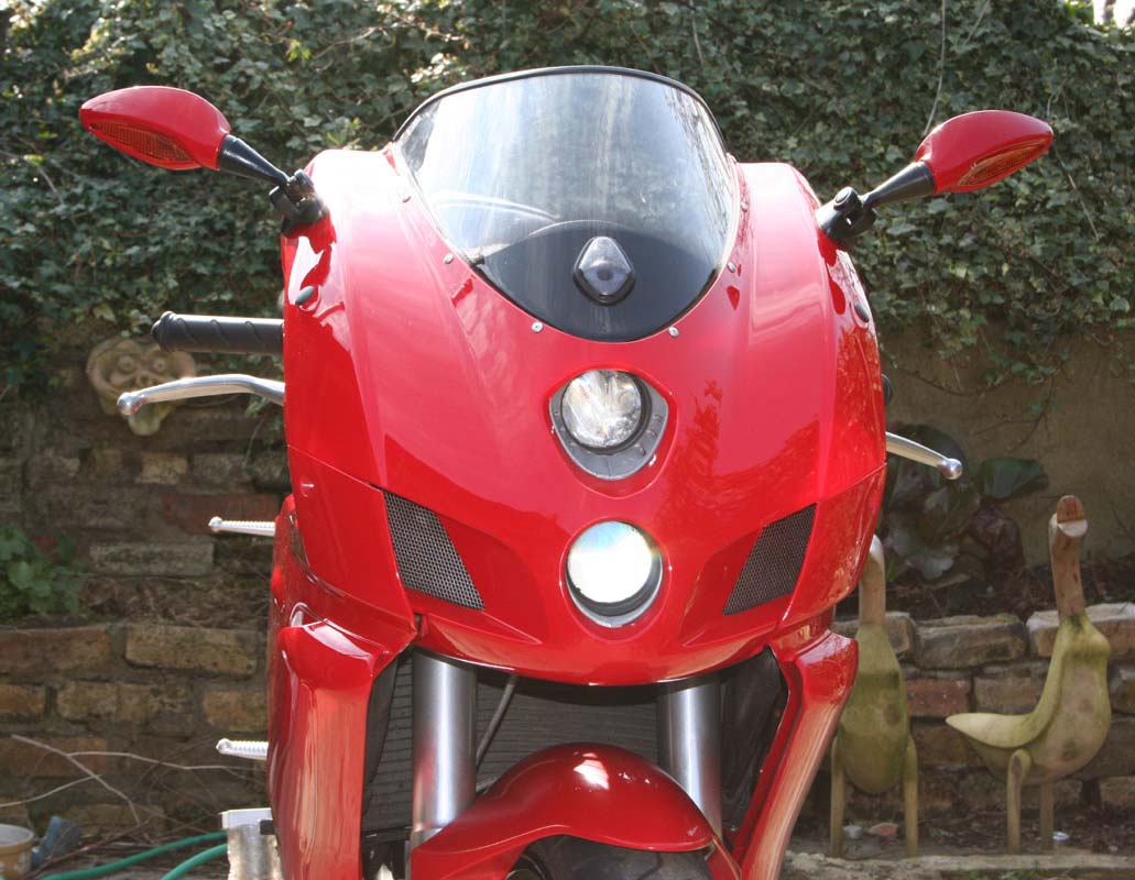 Flush Mount Front Turn Signals For 999 Page 2 Ducati