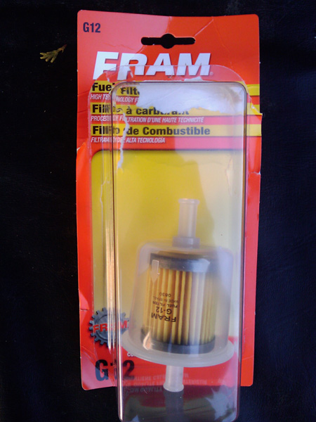 3 99 Fuel Filter  Cross Reference  - Ducati Ms