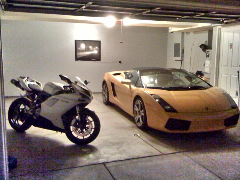 Garage Design Forum: Garage Picture Thread