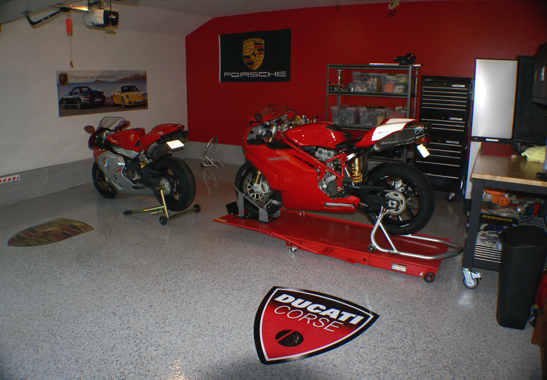 Motorcycle Lift Ducati Ms The Ultimate Ducati Forum
