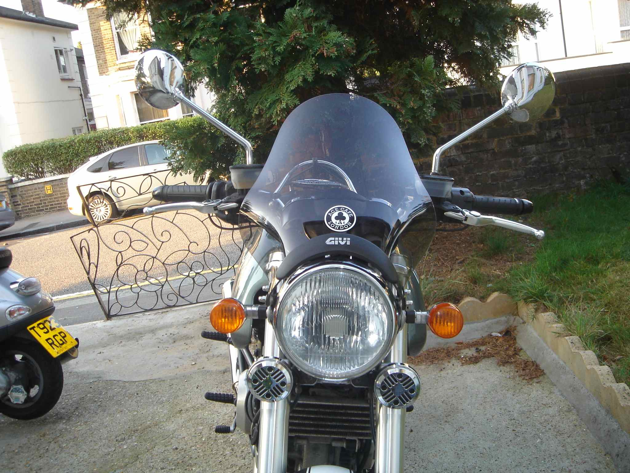givi a200 for a gt1000 - comments  - ducati ms