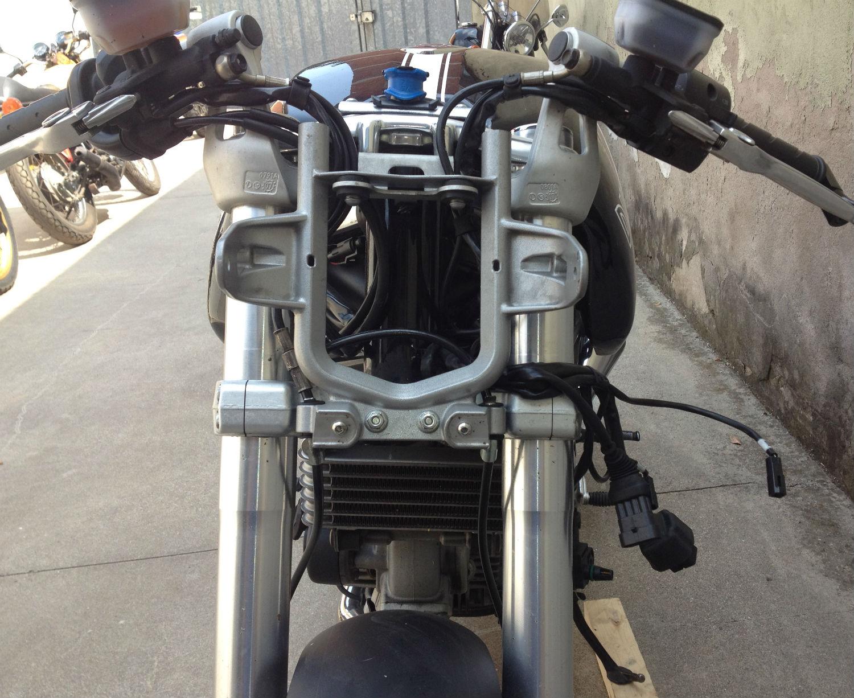 carbon fiber headlight/dashboard bracket - ducati.ms - the