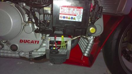 MOSFET R/R FH020AA tech data sheets anyone? - Ducati ms