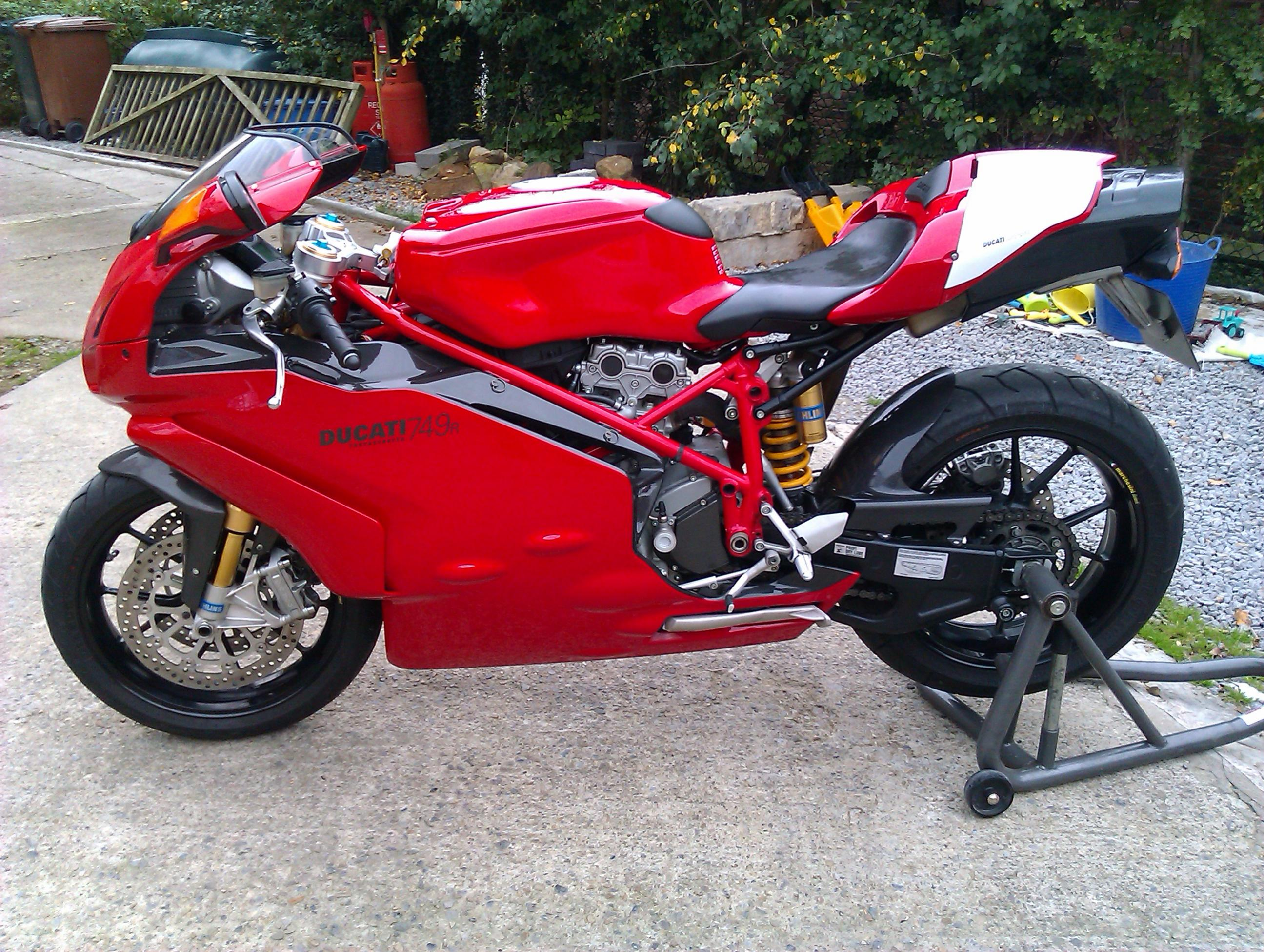best time to sell 749R - Ducati.ms - The Ultimate Ducati Forum