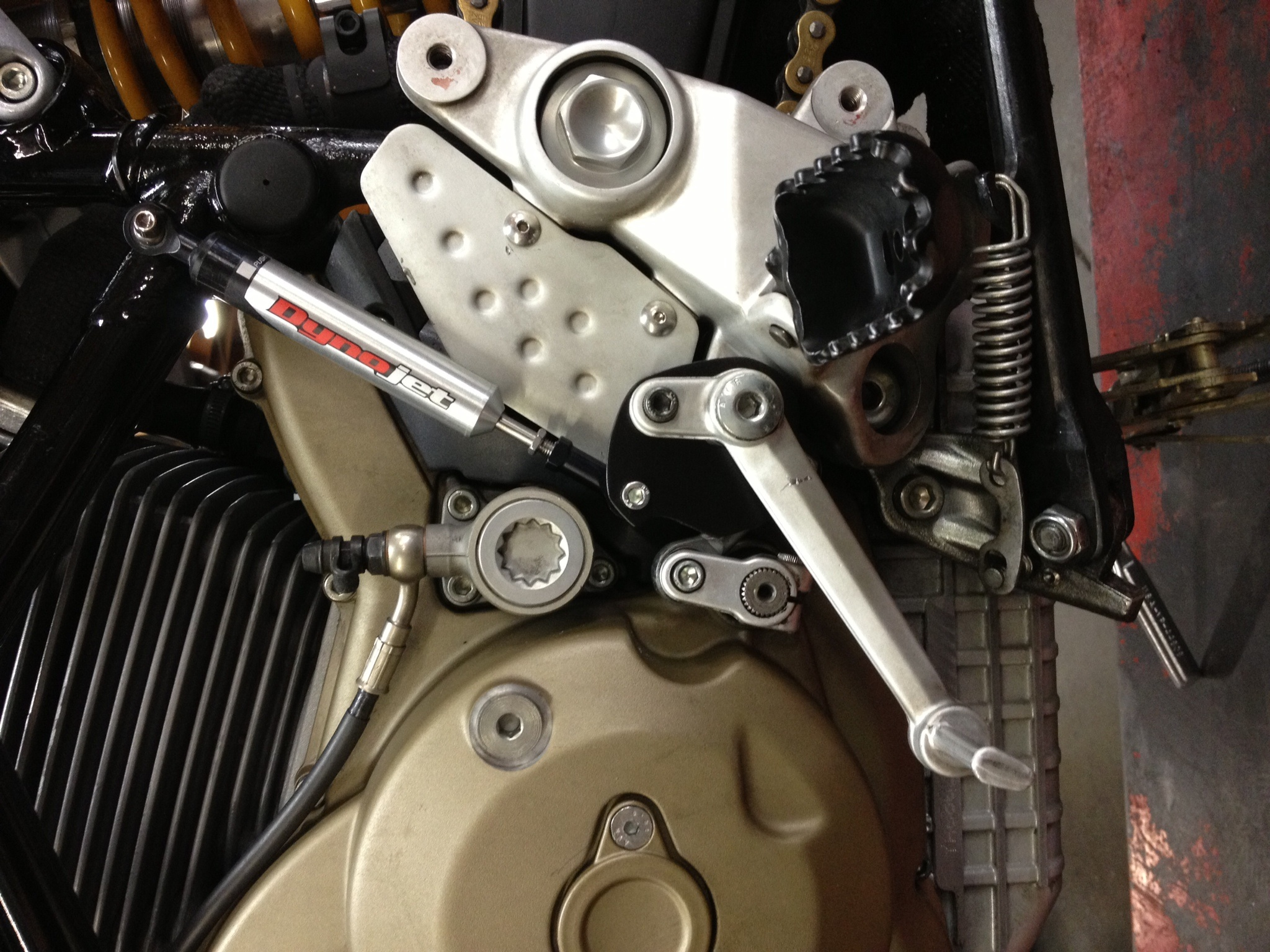How Do I Incorporate A Quick Shifter Into A Gp Shift Lever