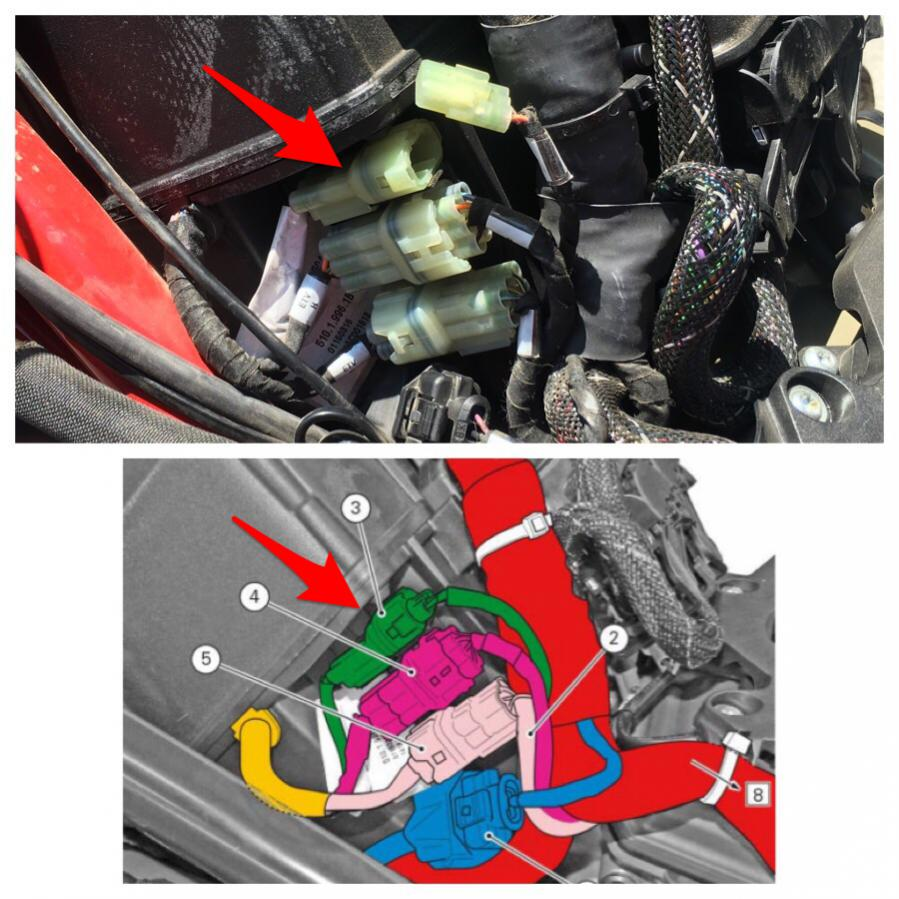 Healtech quickshifter install - Page 2 - Ducati ms - The