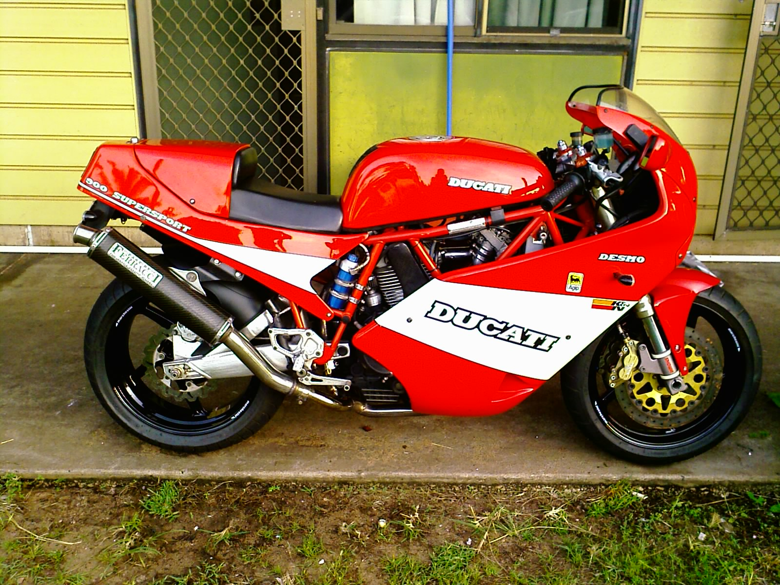 Ducati Ie For Sale Australia