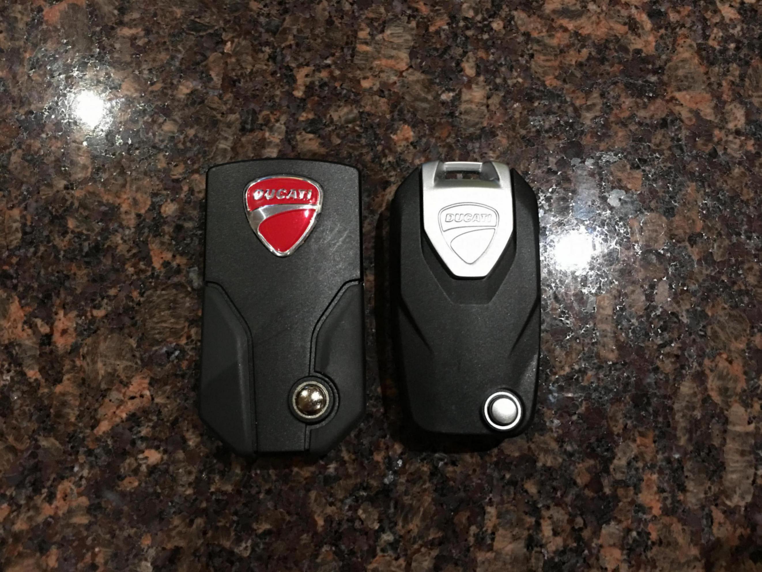 Ducati Diavel Key Fob
