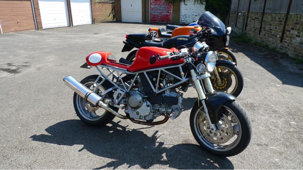 Ducati» 750 SS \'93 - Seite 4 - caferacer-forum.de