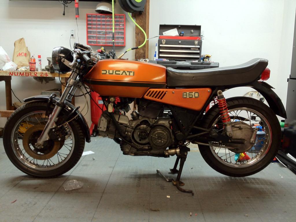 Ducati Gts Value