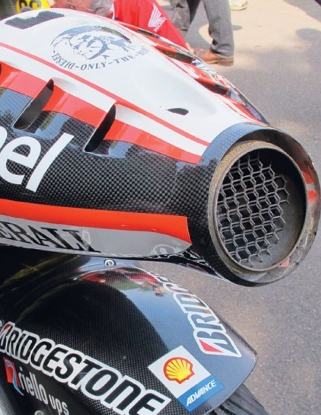 Motogp Exhausts