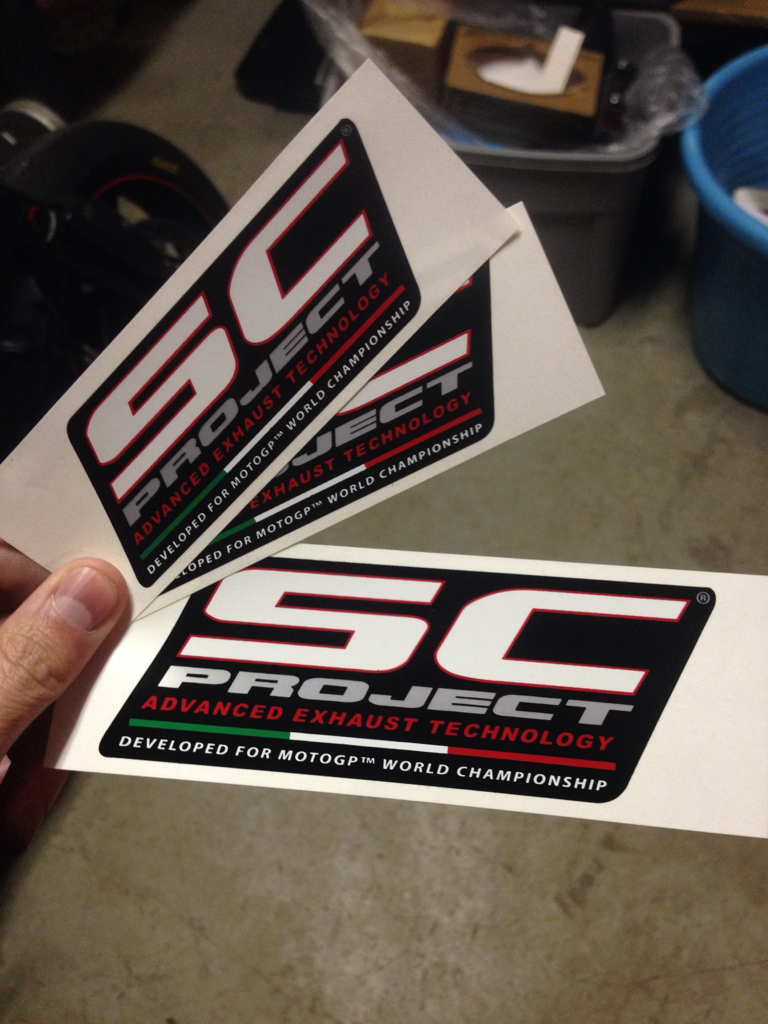 Sc Project Cr T Exhaust Install Ducati Ms The Ultimate