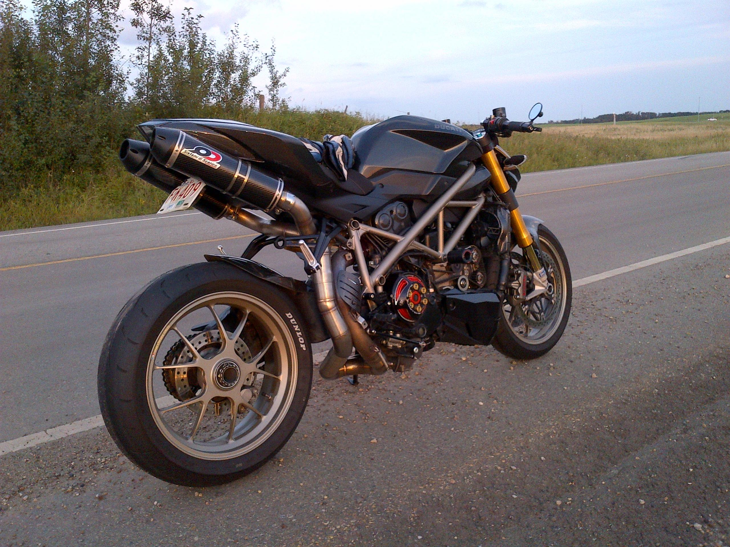 Another QD exhaust! :) - Ducati ms - The Ultimate Ducati Forum