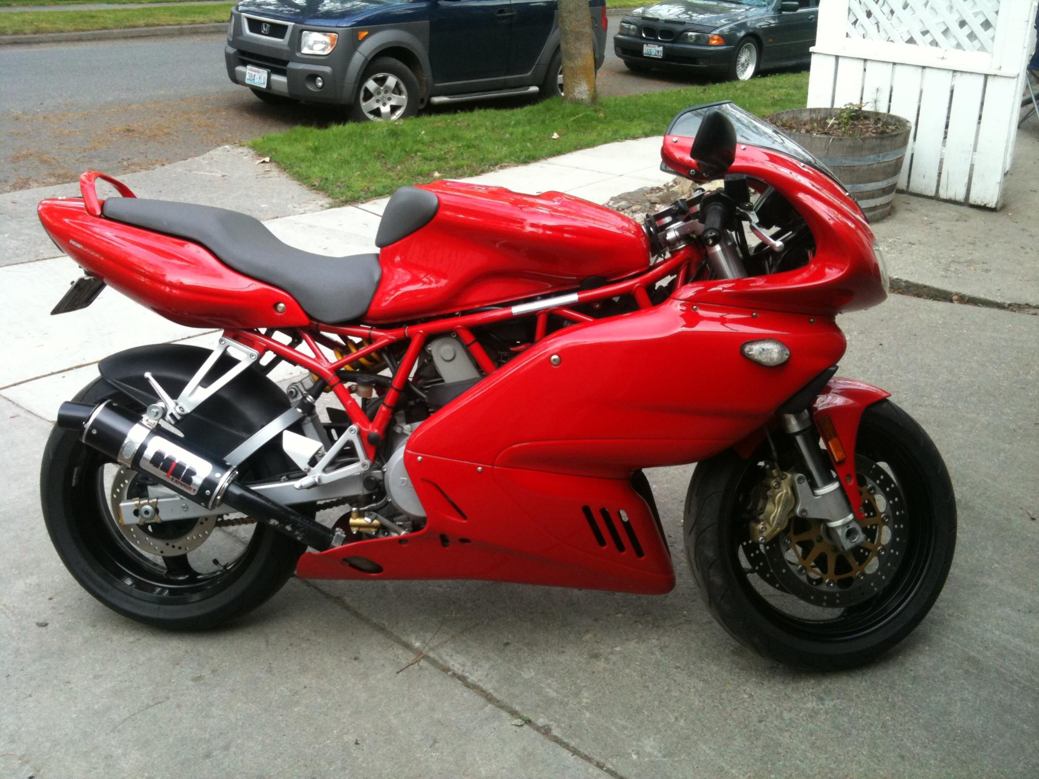 2006 800ss looking for a good home - ducati.ms - the ultimate