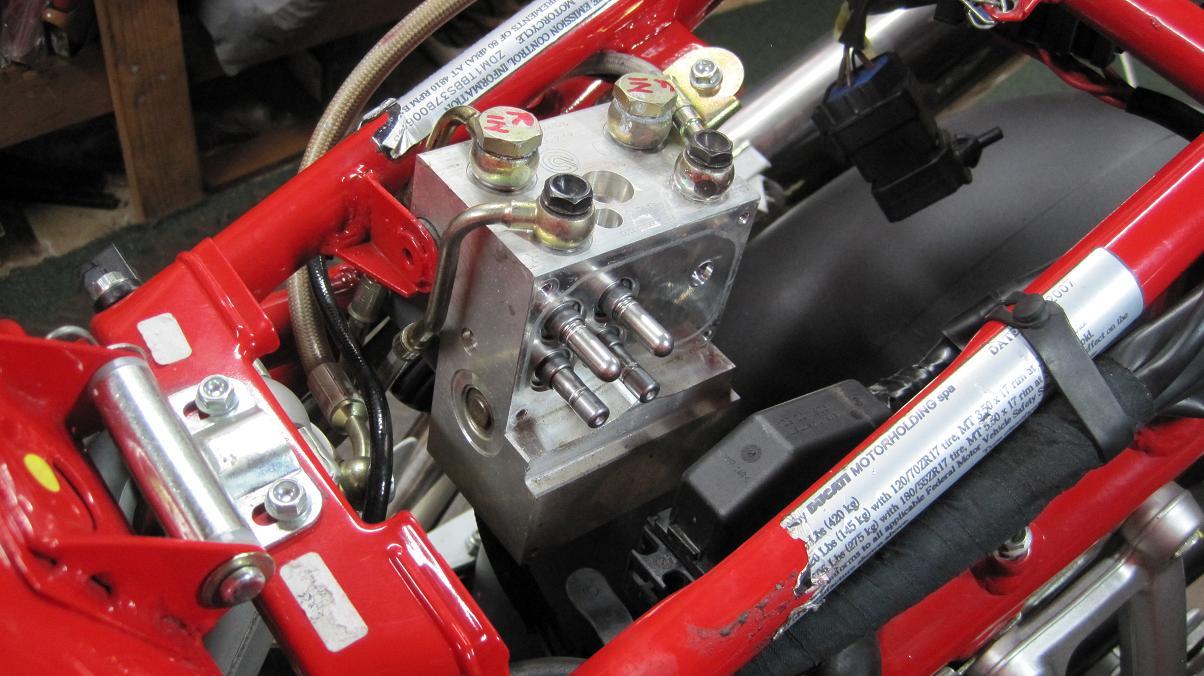 ABS module repair - Ducati ms - The Ultimate Ducati Forum