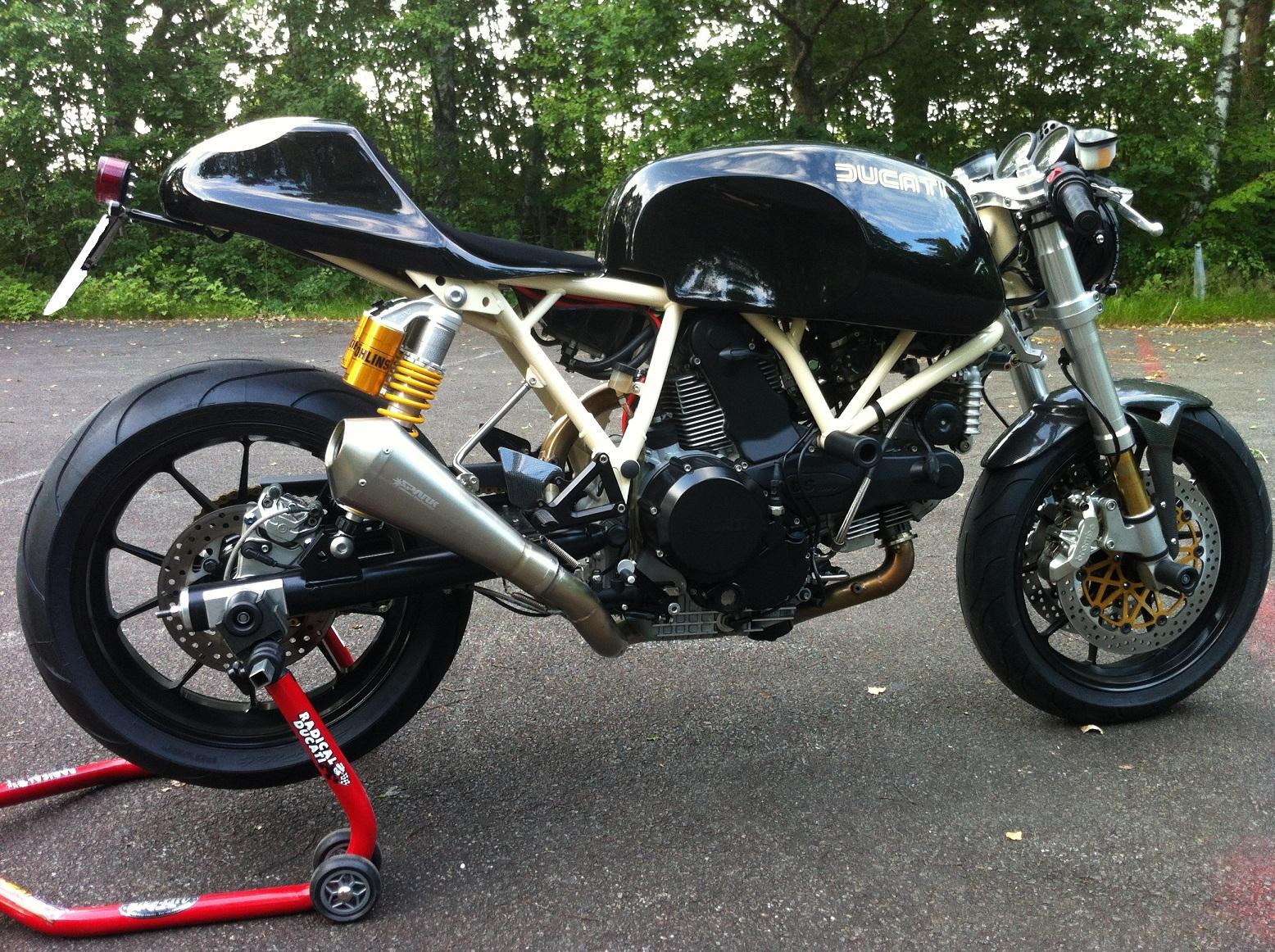 Ducati Monster Old