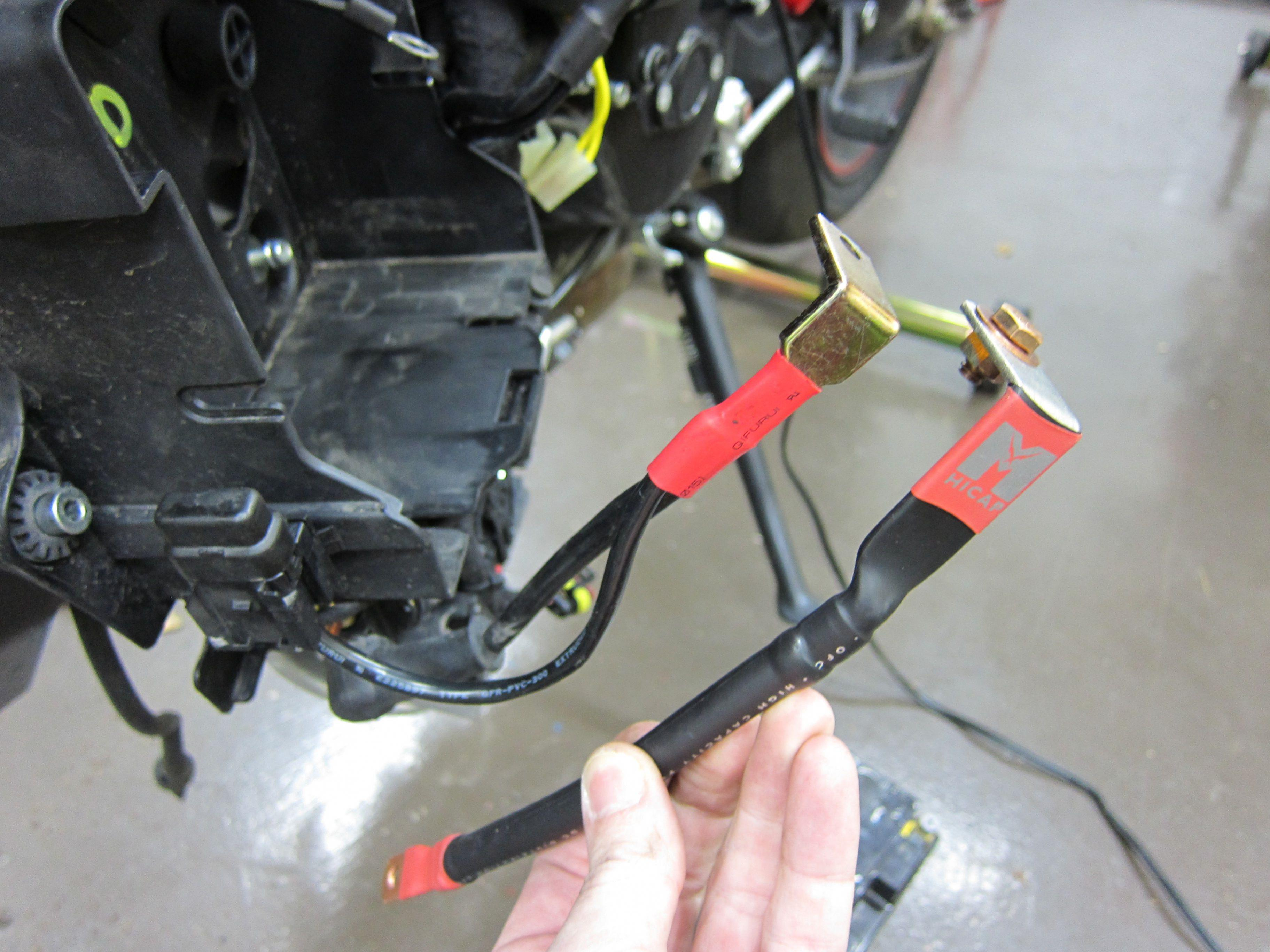 Battery Cable Upgrade Page 13 Ducati Ms The Ultimate