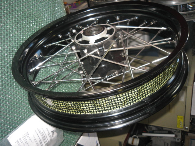 Kevlar Tubeless Kits For Spoke Wheels Ducati Ms The