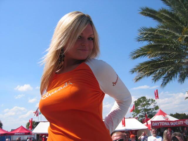 Ducati Day At Bike Week In Daytona Beach Fl Page 2