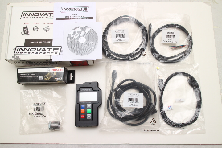 FS: Innovate LM2 Wideband logging kit (3837) - Ducati ms - The