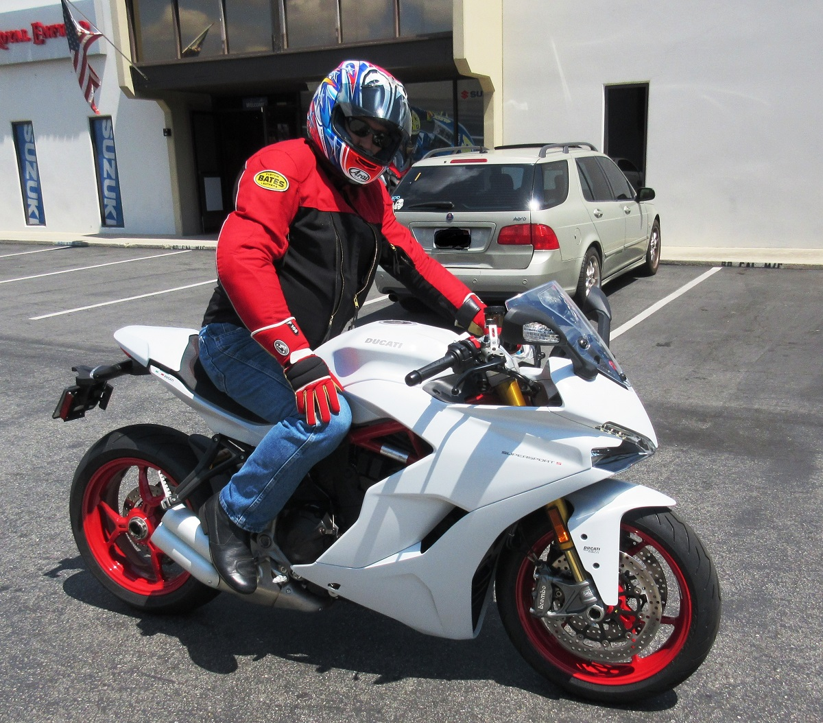 my testride on the new 939ss supersport - ducati.ms - the ultimate