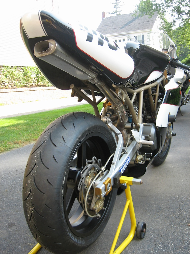undertail exhaust.. - Page 2 - Ducati.ms - The Ultimate Ducati Forum