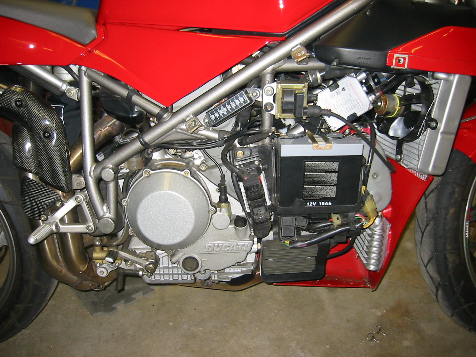 Ducati St2 Fuse Box Location