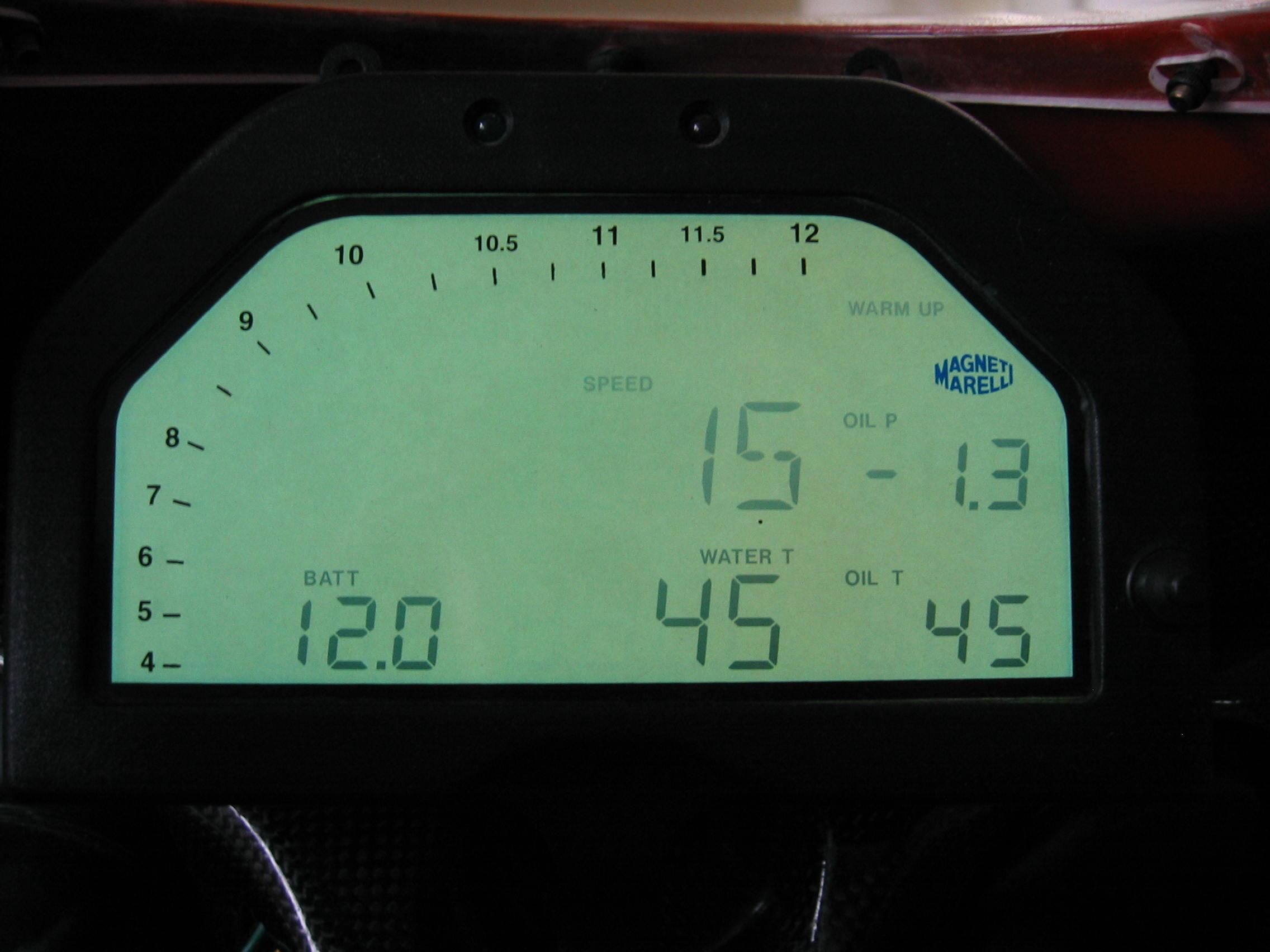 Fs Magneti Marelli Mt940 B1 Dash Ducati Ms The