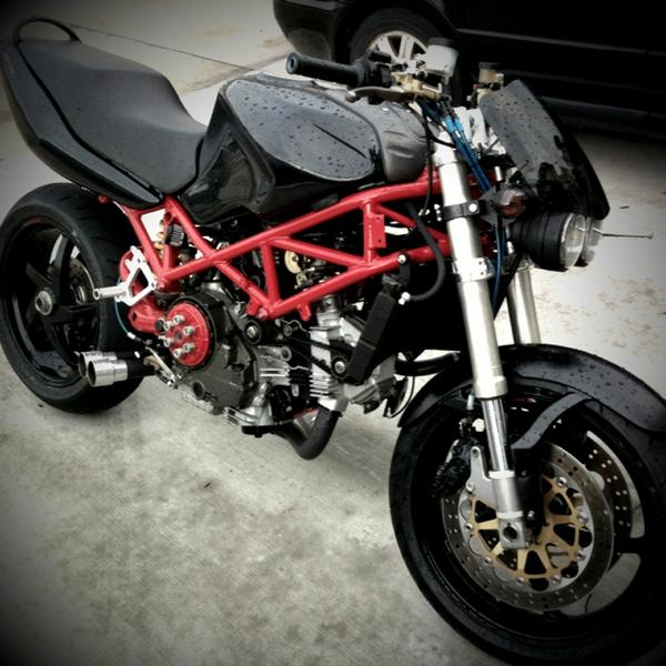 How To Adjust Headlights >> The first steps to my Naked st - Page 3 - Ducati.ms - The ...