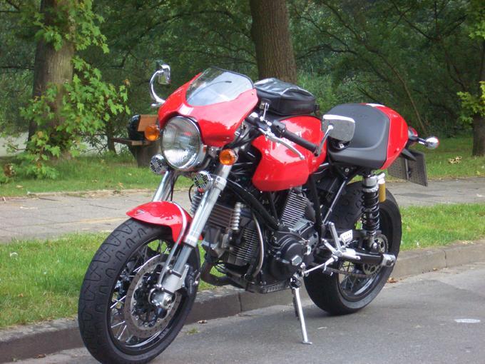 Ducati   Front Fairing