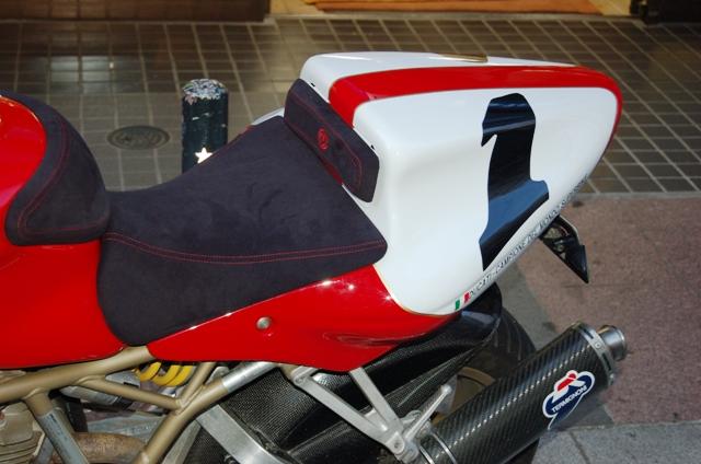 900 Ss I E Solo Monoposto Seat Ducati Ms The Ultimate