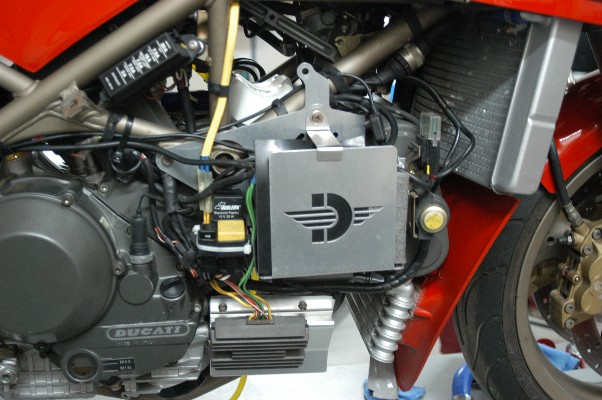 Ducati 848 Fuse Box - Engine Mechanical Components on