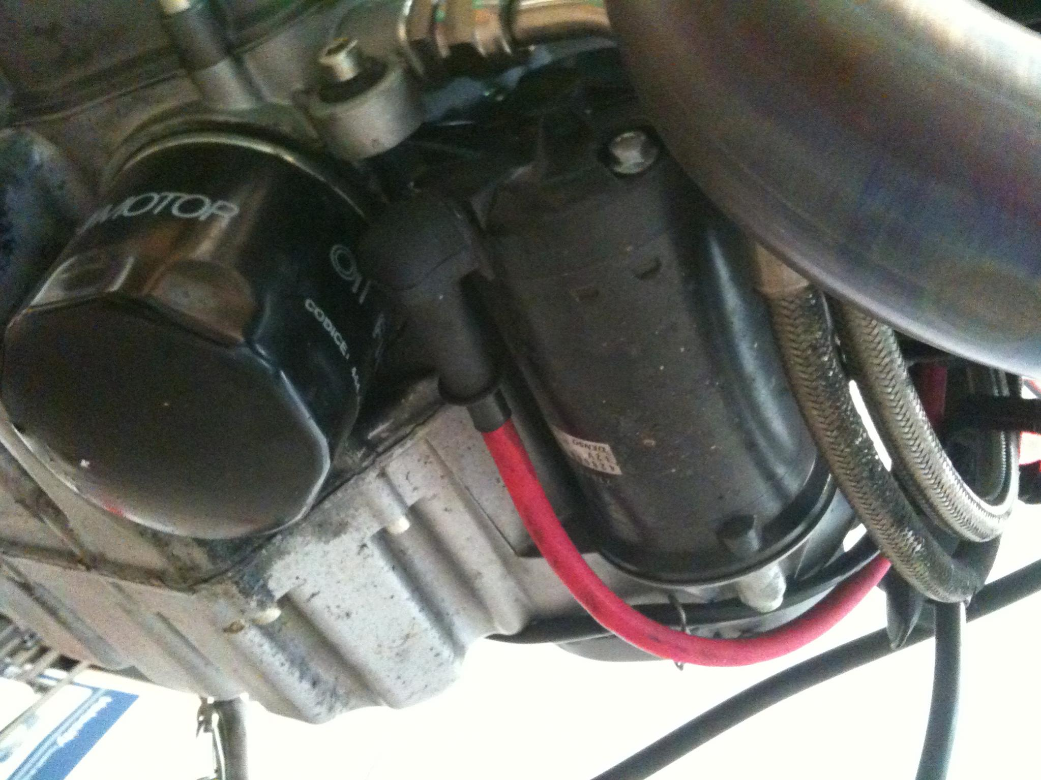 DIY: 696/796/1100 battery cable and battery upgrade-new-starter.jpg