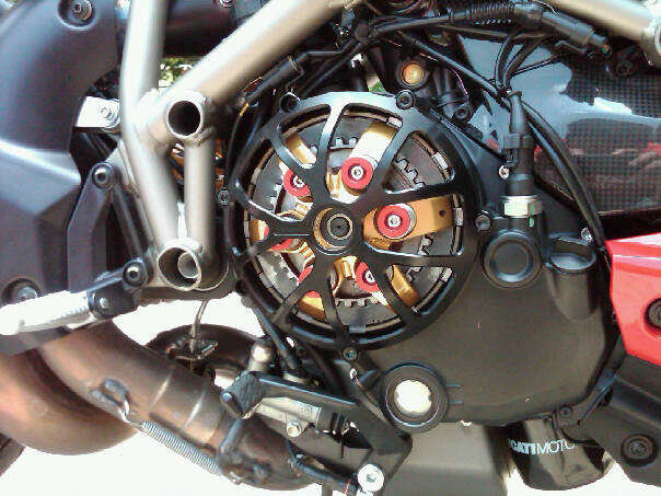 open clutch cover and plate/spring color pics - ducati.ms - the