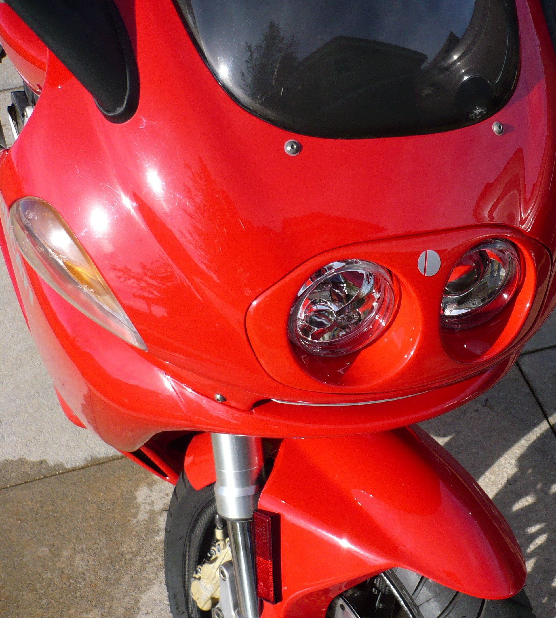 st-4 owners / headlight upgrade - ducati.ms - the ultimate ducati