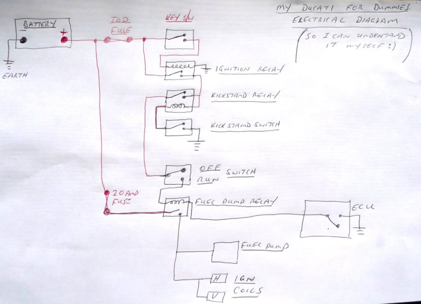 ducati m900 wiring diagram wirdig relays question page 2 ducati ms the ultimate ducati forum
