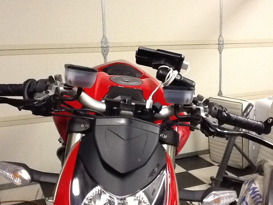 Cell Phone Mount Ducati Ms The Ultimate Ducati Forum