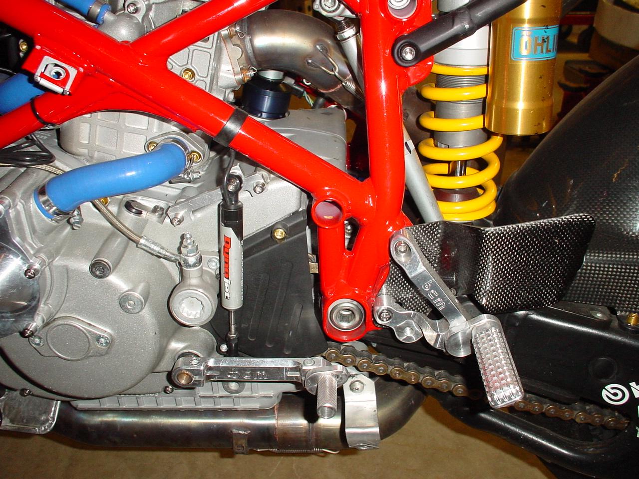 Ducati Streetfighter  Quick Shifter