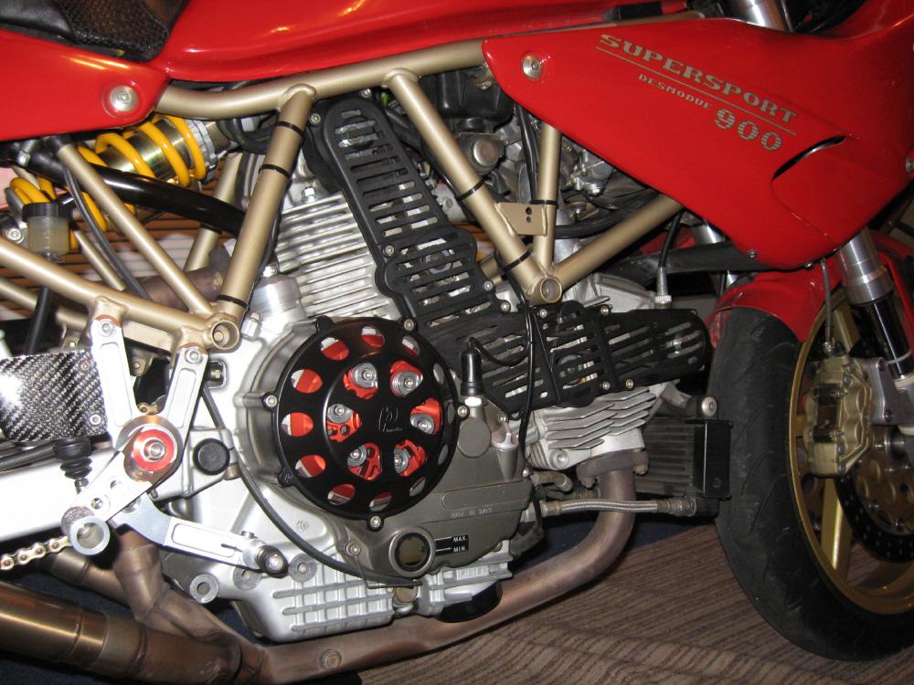 Ducati Ss Clutch Plates