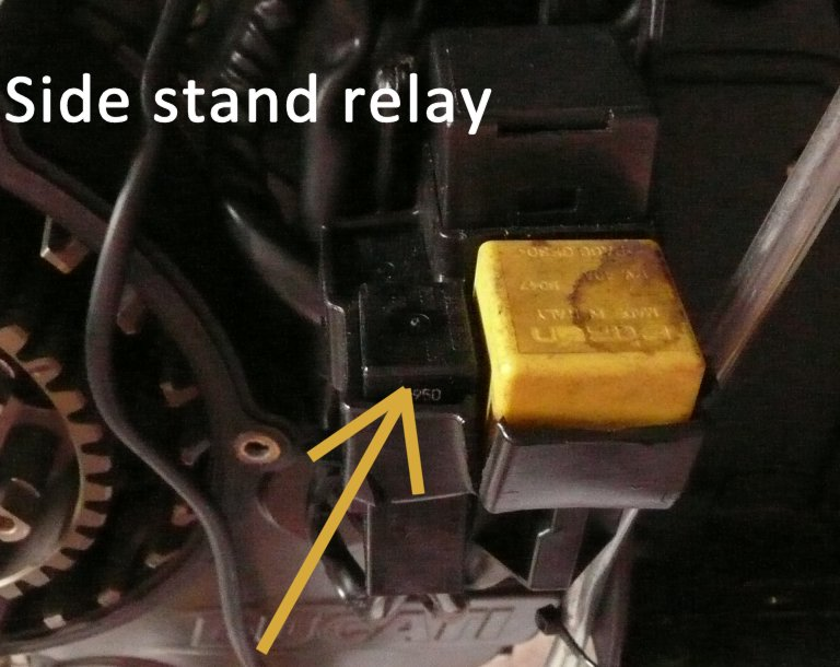 Side Stand Switch Bypass A Better Way Ducati Ms