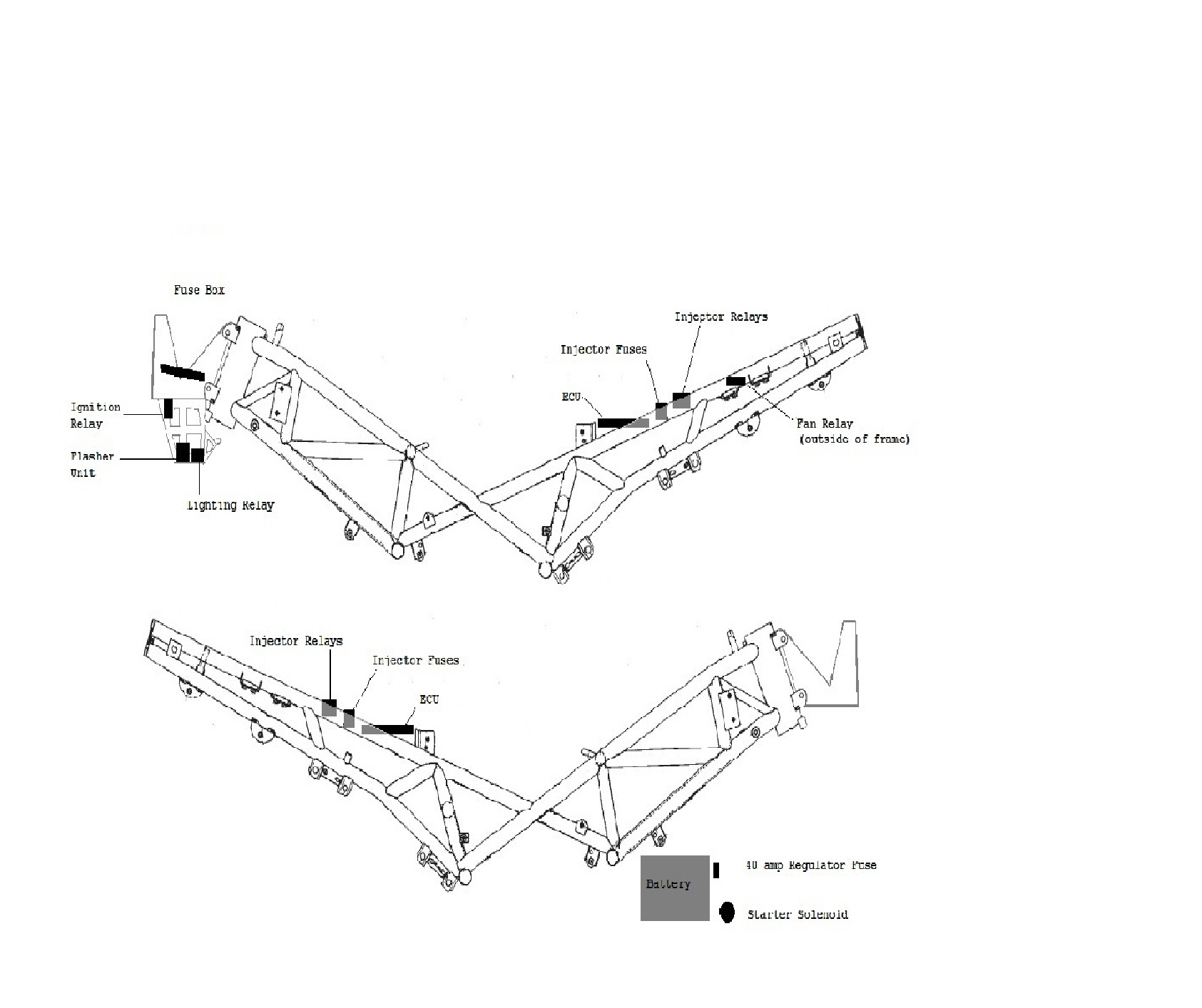 Ducati St4s Wiring Diagram Trusted 2003 851 Explained Diagrams Xingyue