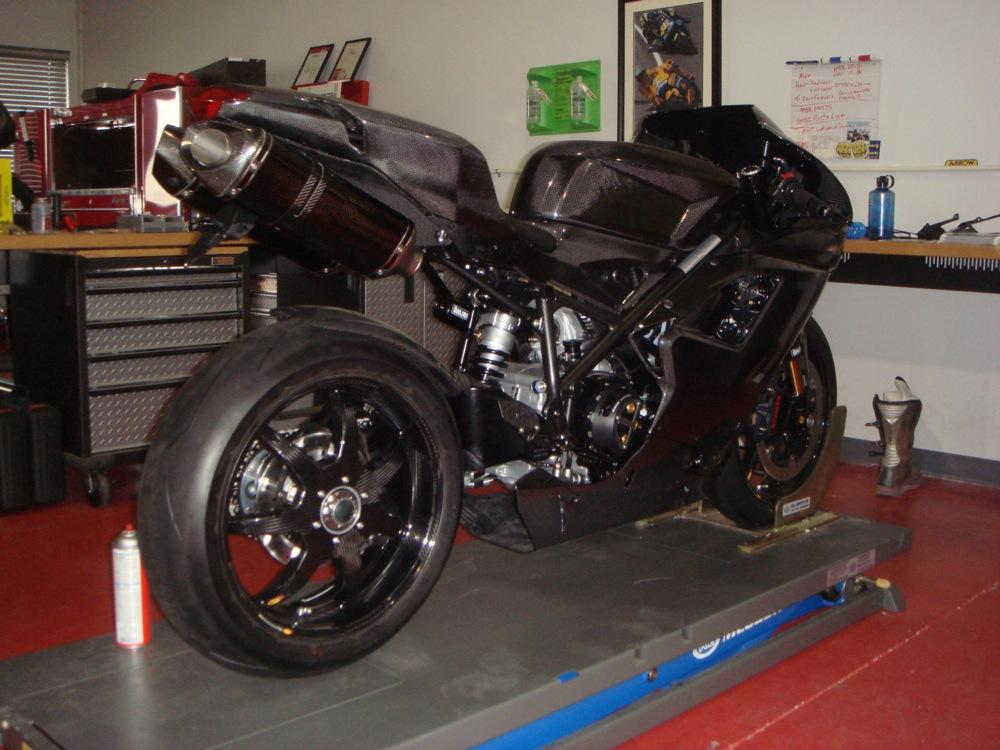 Ducati Carbon Parts Idee D Image De Moto