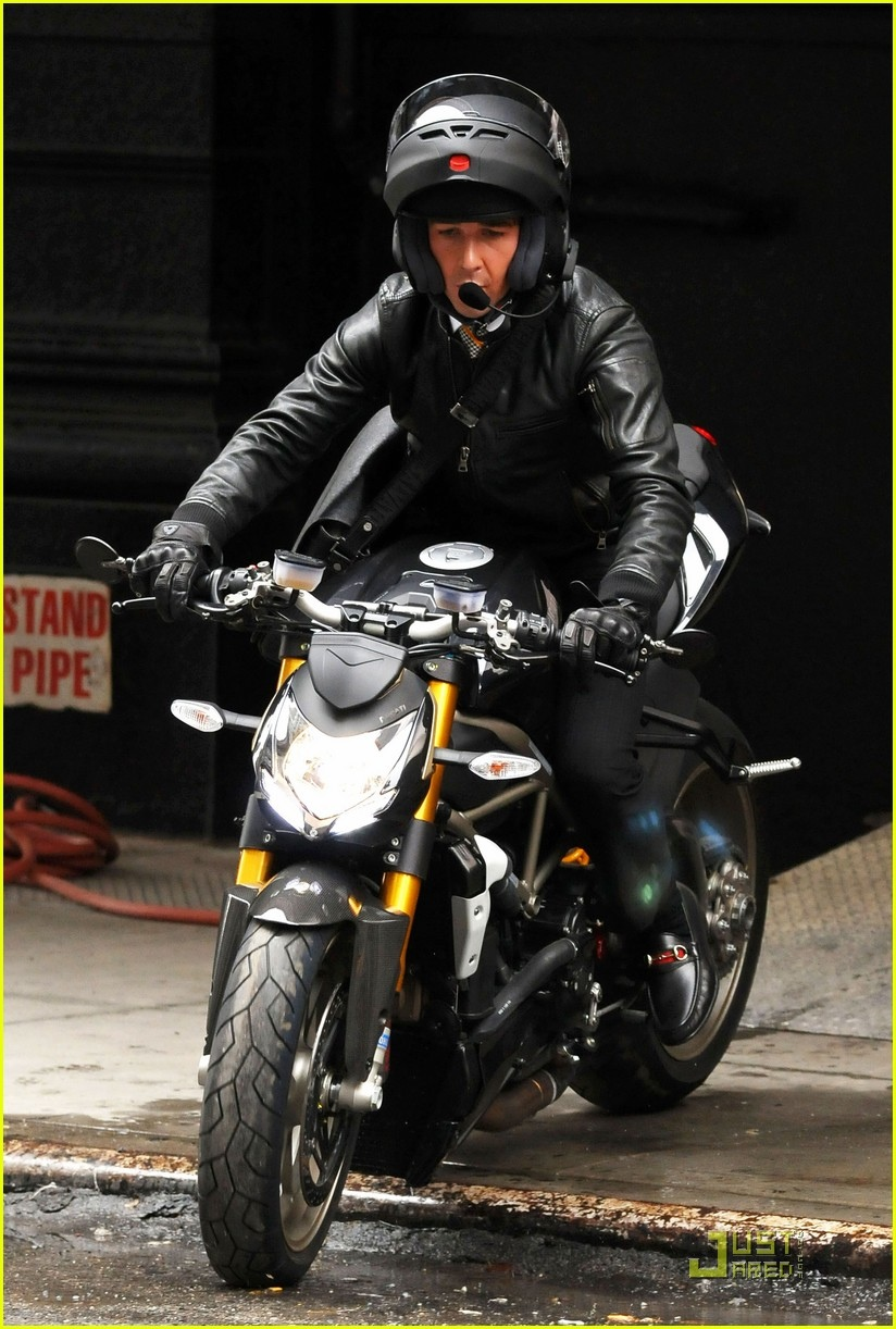 Ducati Leather Riding Pants