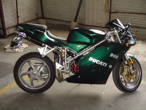 Carbon Fiber Bikes >> 2004 Ducati 998 Matrix Edition for Sale - Ducati.ms - The Ultimate Ducati Forum