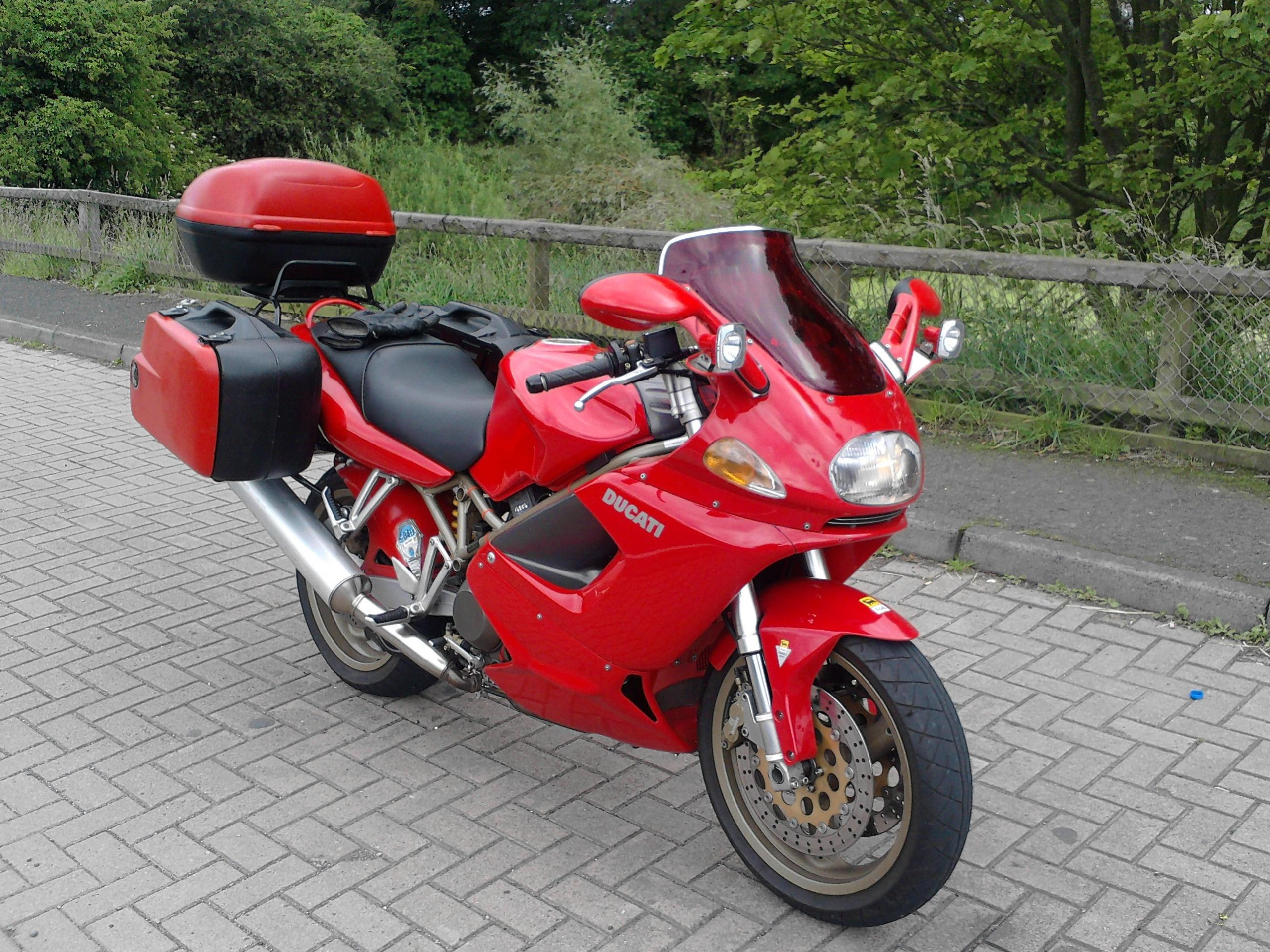 1998 St2 Advantages Ducati Ms The Ultimate Ducati Forum