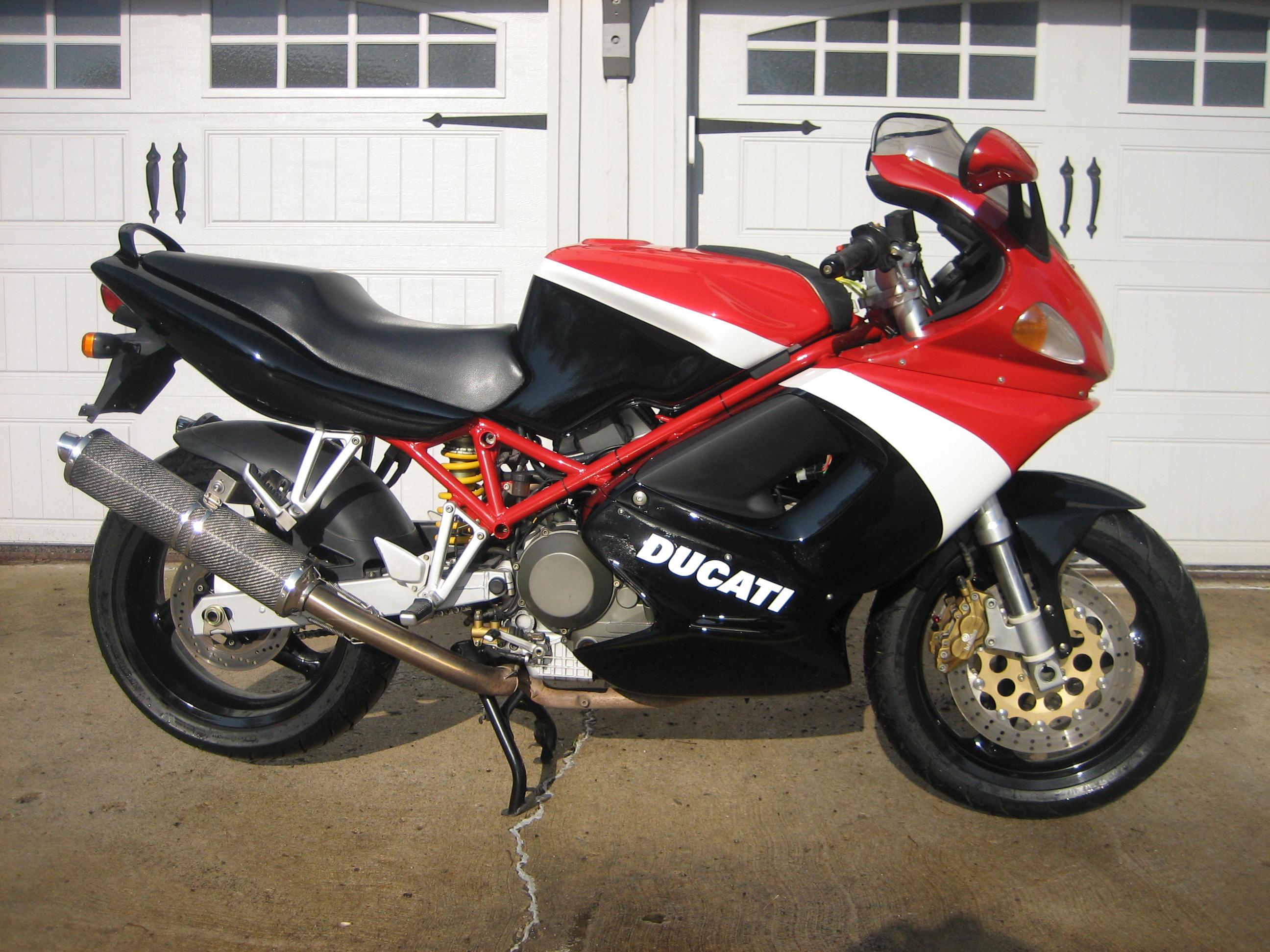 Custom paint for ST3? - Ducati ms - The Ultimate Ducati Forum