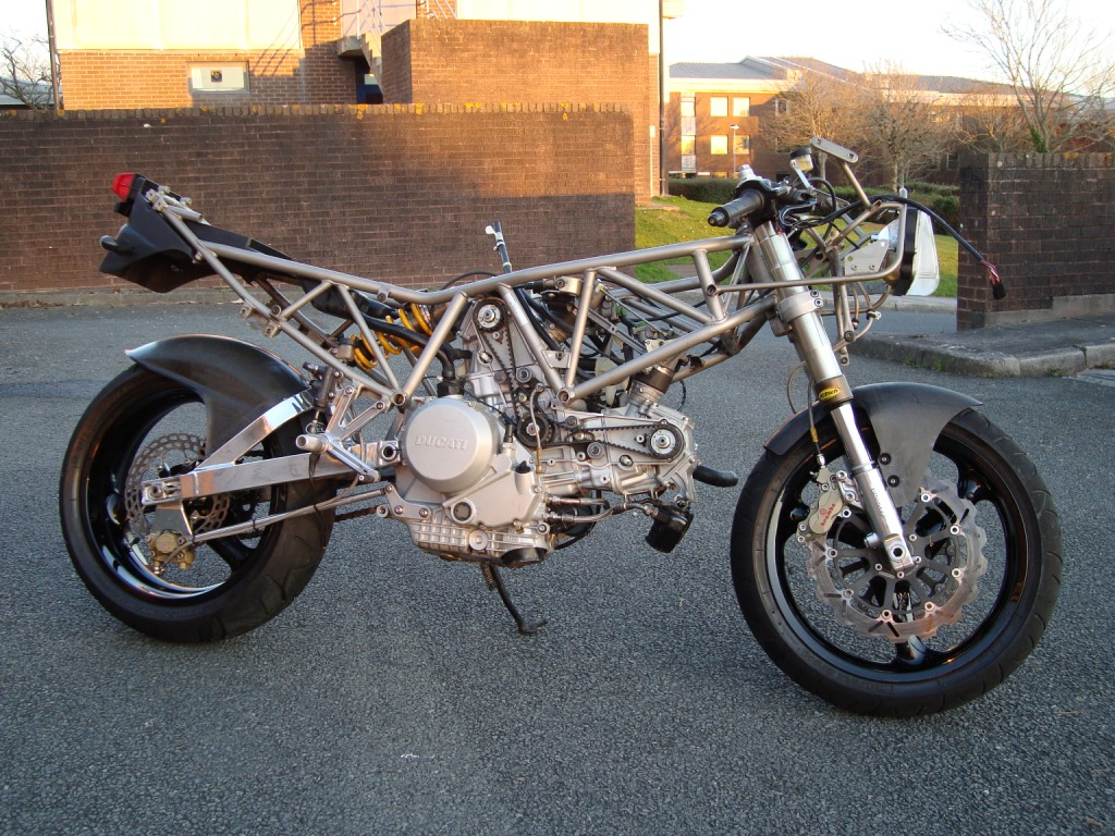 Water Cooled Superlight Ducati Ms The Ultimate Ducati