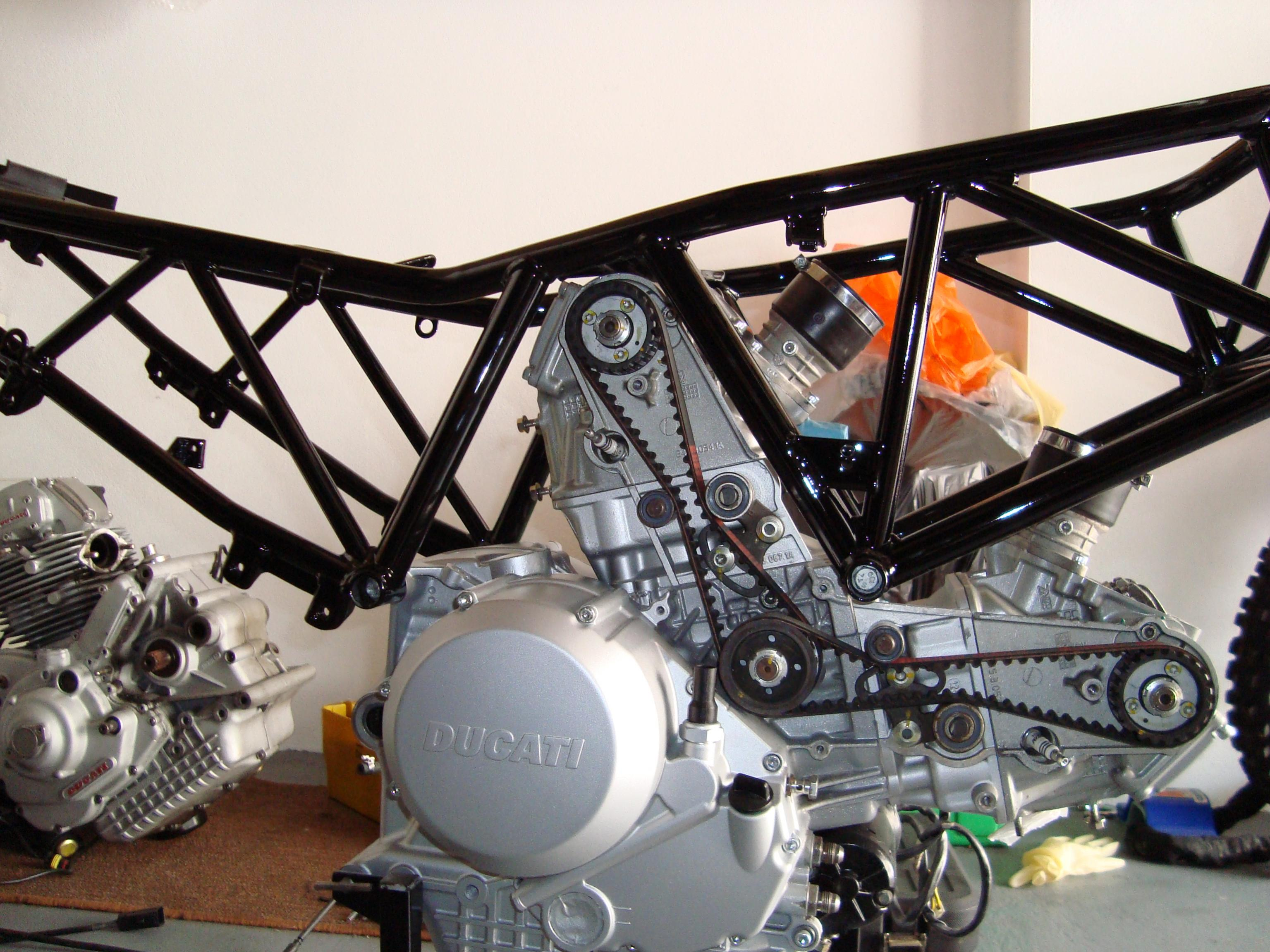 other engines fit 93 900ss frame? - ducati.ms - the ultimate